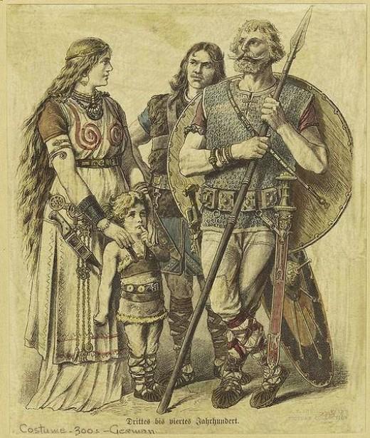 ancient deutsch