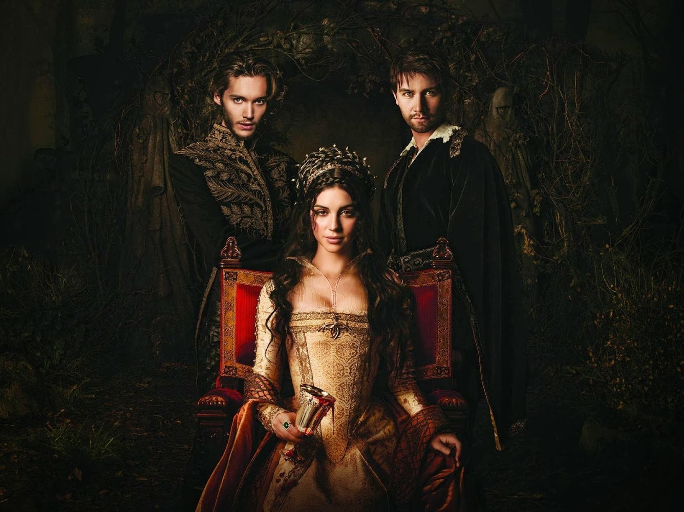 Reign Serie
