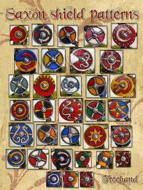 Saxon Shields by Endakil on Deviant Art