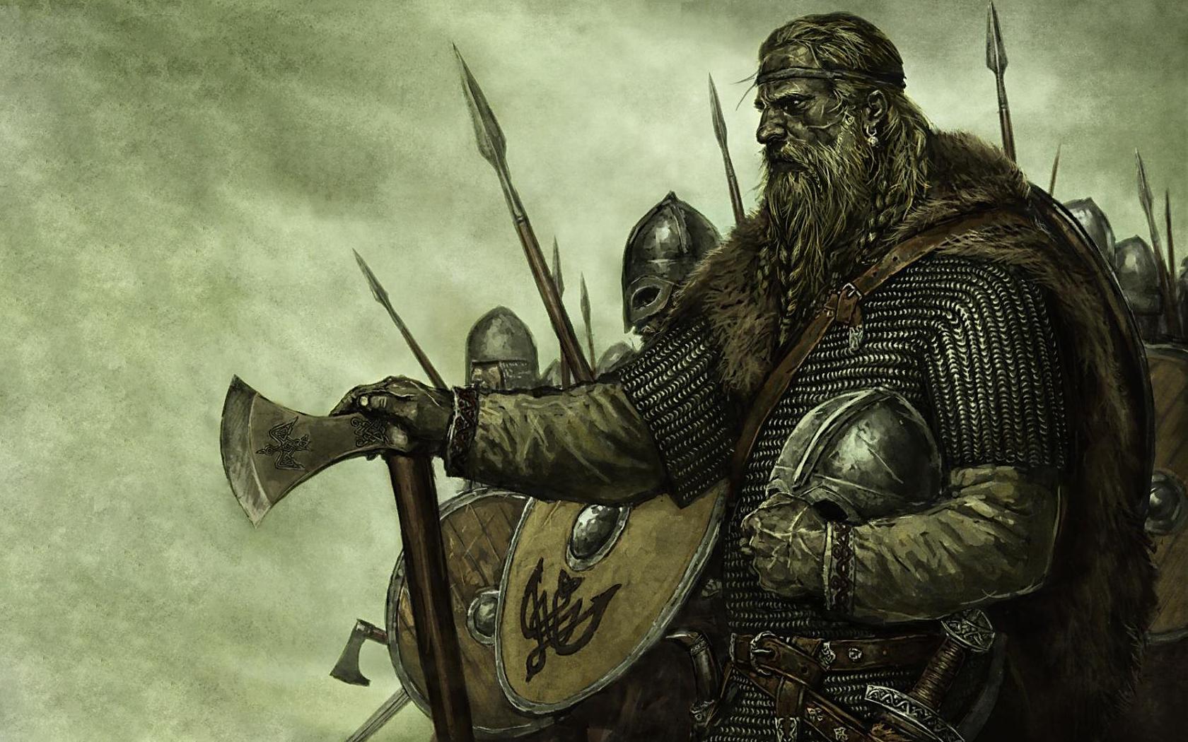 vikings german